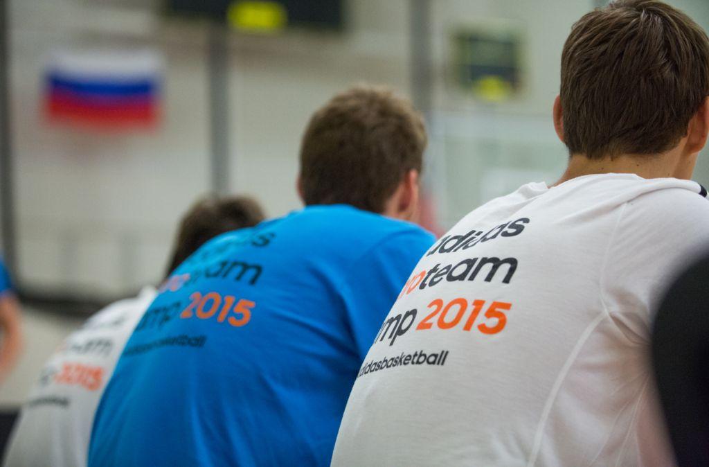 ADIDAS PROTEAM CAMP 2015