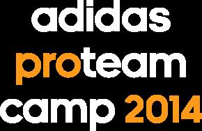 Adidas ProTeam Camp — 2014