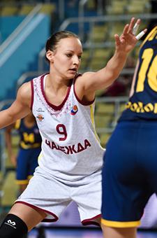 Elena Danilochkina (Kirillova)