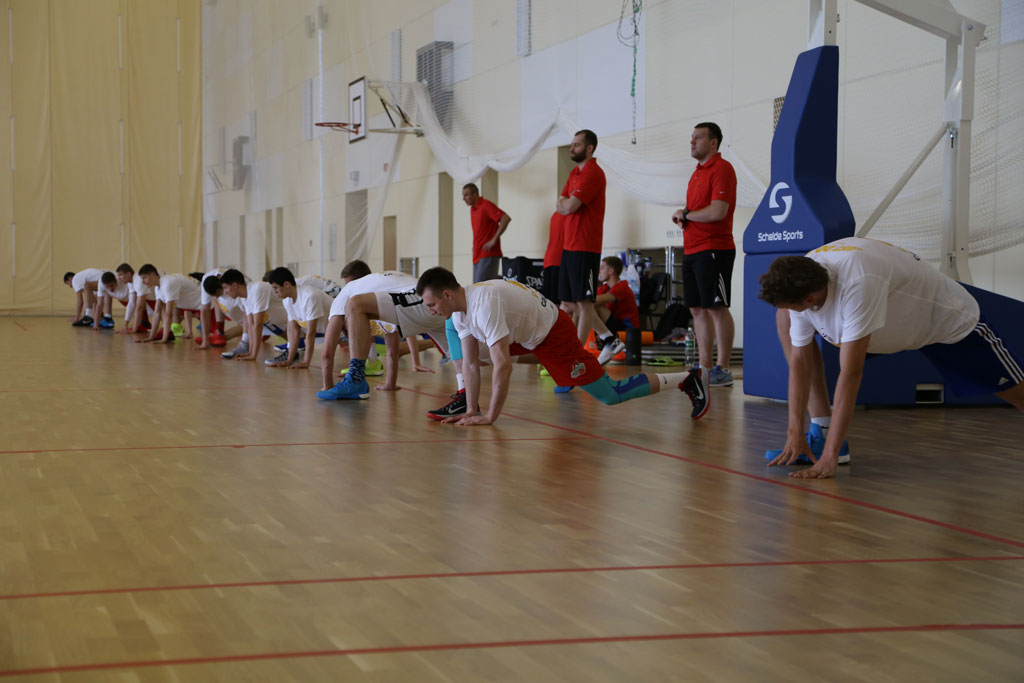 ProTeam Camp — 2016